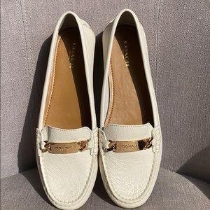 Coach women's loafers